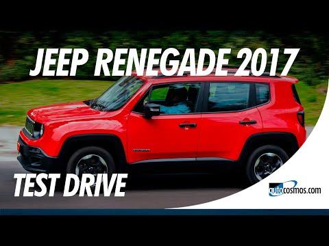 video de Jeep Renegade