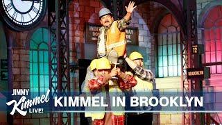Jimmy Kimmel Live is Back in Brooklyn – Night 2!