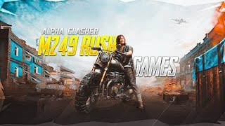 🔴PUBG MOBILE LIVE : M249 RUSH GAMES BOIS AND GRILLS 😍|| H¥DRA | Alpha 😎