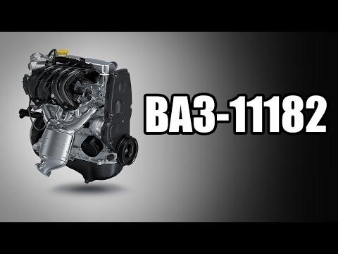 Характеристики двигателя ВАЗ-11182 1.6 8 клапанов для LADA Largus