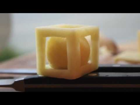 Foodwishes' 500th Video! Potato Ball in Potato Box – Chef John's 500th YouTube Video Upload