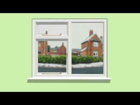 Extraglaze Secondary Glazing - For casement windows