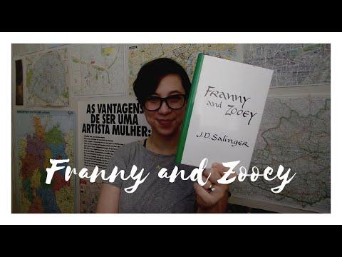 Franny and Zooey - Vamos falar sobre livros?