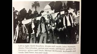 LIVIN' ON THE FAULT LINE / THE DOOBIE BROTHERS (1977)