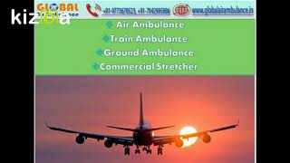 Get Immediate Patient Transport Service by Train and Air Ambulance in Guwah