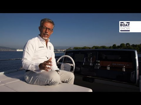 [ENG] RIVA 66 RIBELLE – Yacht Tour and Review – The Boat Show