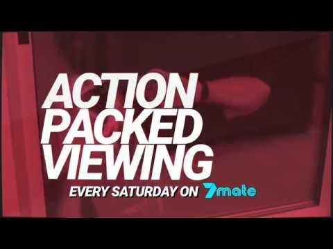 Catch us on 7Mate! Every Saturday!