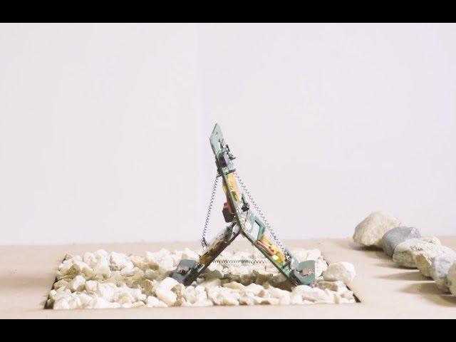 Микророботы Tribots используют коллективный разум для решения сложных задач