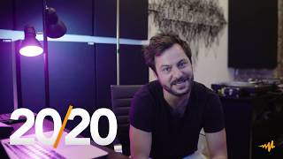 KRANE Makes a Beat in 20 Minutes Using 20 Splice Samples | Audiomack's 20/20 Challenge