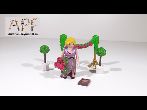 Vidéo PLAYMOBIL Special Plus 4788 : Star avec trophée