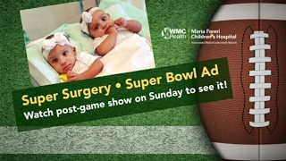 """Super"" Ad Spotlights Super Team at Maria Fareri Children's Hospital"