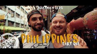 Наше путешествия по Филиппинам - первая часть!