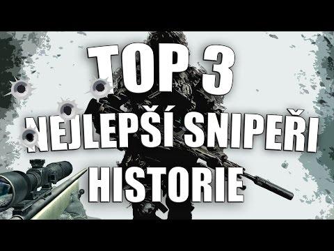 Top 3 – Nejlepší snipeři historie