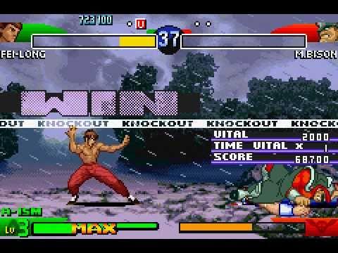 street fighter alpha 3 gba codebreaker