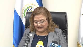 PDDH PROCURADORA SE PRONUNCIA ANTE EL ALZA DE LA CRIMINALIDAD