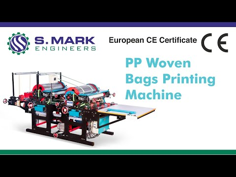 FIBC Flexographic Printing Machine