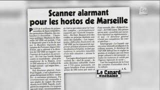 Economie: Y A T Il Urgence à L'hôpital? (Marseille)