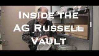 AG Russell Vault - Randall Skinner Ivorite Special