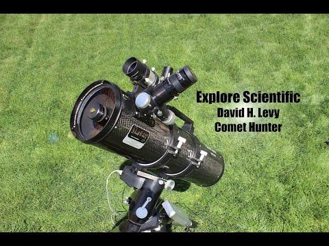 Explore Scientific David H. Levy Comet Hunter Review