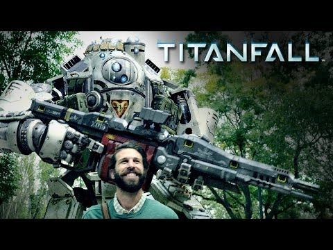 This Titanfall Ad Makes Me Want My Own Personal Mech