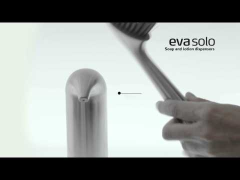 Hygienic Soap and Lotion Dispenser by Eva Solo