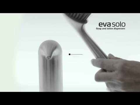 Hygienischer Seifen- und Lotionspender von Eva Solo