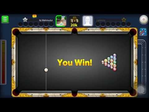 Video 8 Ball Pool Unlimited Level Trick [Working]