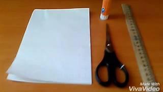 Как сделать блокнот:)