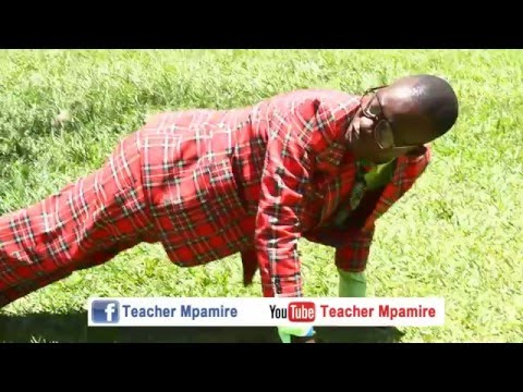 Teacher Mpamire Gets A Corpal Punishment.(African Comedy)