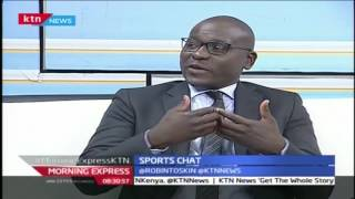 Morning Express: Sports Chat with Robin Toskin; Challenges facing Boxing in Kenya, 31/10/16