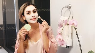 Alex Garza: Nighttime Pamper Routine