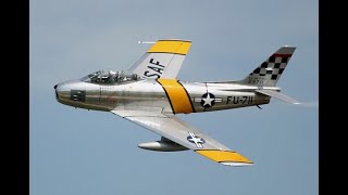 Great Planes North American F 86 Sabre