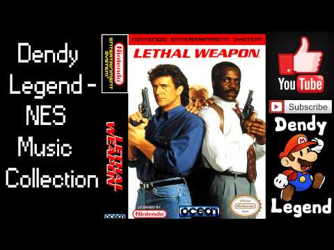 Lethal Weapon NES Music Song OST Soundtrack - Track 05 [HQ] High Quality Music