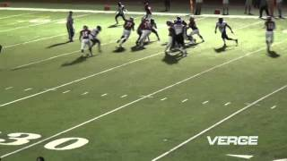 Deon McIntosh-Cardinal Gibbons vs. Boyd Anderson-Class of 2016-RB