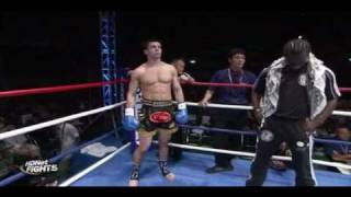 Melvin Manhoef vs Ramazan Ramazanov (HQ)