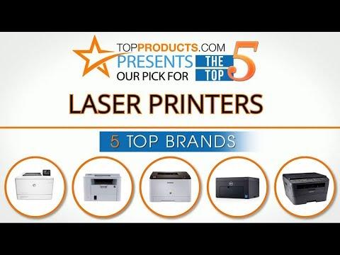 Best Laser Printer Reviews 2017 – How to Choose the Best Laser Printer