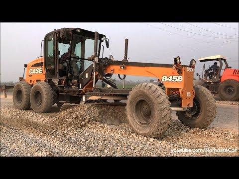 845B Motor Grader
