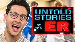 Real Doctor Reacts To UNTOLD STORIES OF THE ER!
