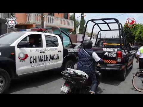 FORTALECERÁN SEGURIDAD ESCOLAR EN INSTITUCIONES DE CHIMALHUACÁN