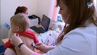 В регионе стал отмечаться спад заболеваемости внебольничной пневмонией