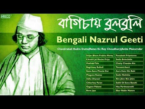 Rim Jhim Rim Jhim | Best Nazrul Geeti Collection | Nazrul Geeti | Bengali Songs of Nazrul