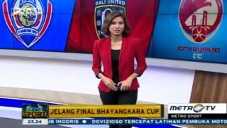 Persiapan Jelang Final Piala Bhayangkara