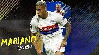 FIFA 18 - TOTS MARIANO (90) PLAYER REVIEW