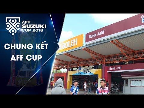 Phương thức di chuyển dễ dàng giúp các CĐV tới theo dõi chung kết AFF Cup