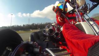 preview picture of video 'OnBoard camera Lonato 18-01-15'