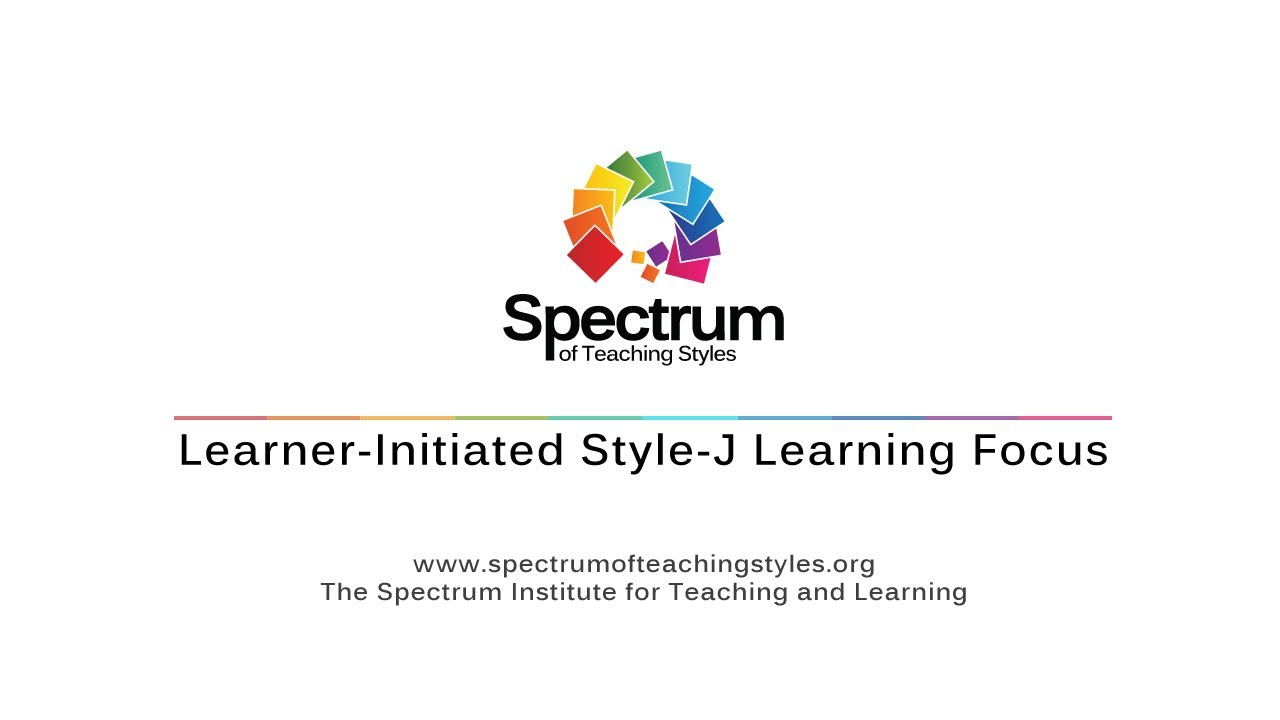Learner-Initiated Style-J Learning Focus's thumbnail
