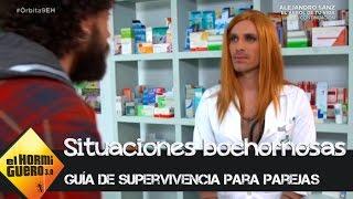 Cómo Comprar Una Caja De Preservativos En La Farmacia Sin Pasar Vergüenza   El Hormiguero 3.0