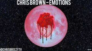 Chris Brown - Emotions (LYRICS) SONG 2017 [ Heartbreak On A Full Moon ] HD