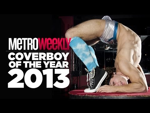 Coverboy of the Year 2013