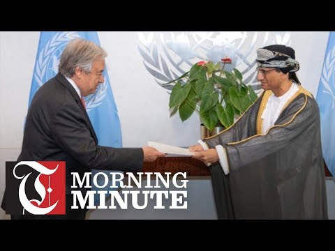 UN chief praises His Majesty's regional peacekeeping effort